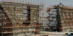 Scaffolding Services on Rent