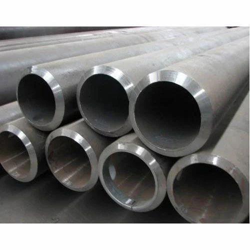 Duplex Steel Round ERW Pipes