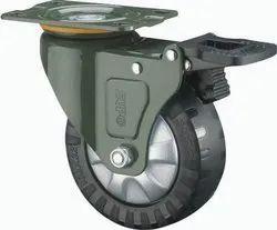 125 Mm Polypropylene Trolley Caster Wheels