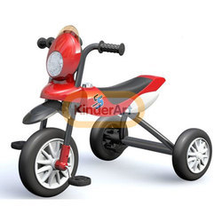 Children A Tricycle
