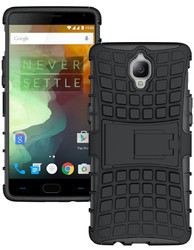 Black Armor Cover for OnePlus 3 / OnePlus 3T