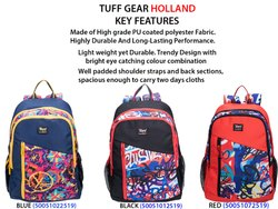 Holland Tuff Gear Backpack