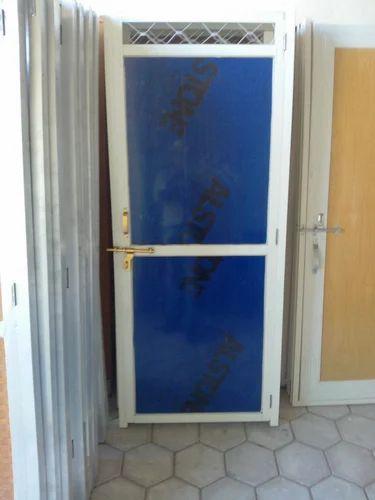 Standard Aluminium Coated Aluminum Door