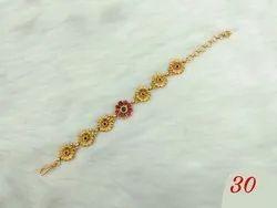 Gold Bracelet Imitation