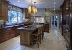 Fine Wood Kitchen Furniture