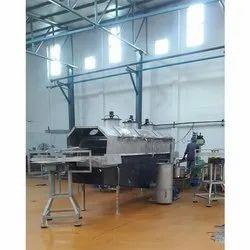 Rasgulla Cooling Conveyor