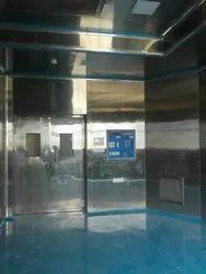 Stainless Steel Door, for Commercial, Double Door