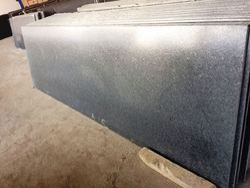 Black Pearl Granite - Lapotra & Leather Finish, 15-20 mm