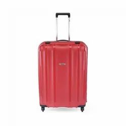 VIP 55 cm Bordeaux Red Optima PP 4 W Strolly Hard Luggage Bag