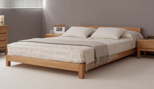 Teak Wood And Rosewood Wooden Bed Rs 90000 Piece Bab
