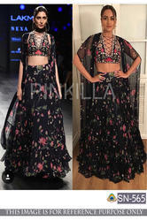 Bollywood Anarakli Lehenga Choli