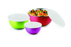 Bonita Microwave Bowl in SS