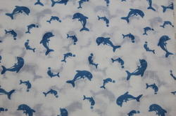 Printed Cotton Muslin Baby Swaddles