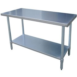 Rectangular STAINLESS TABLE