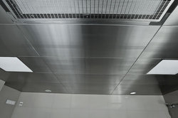 Hotel Kitchen False Ceiling