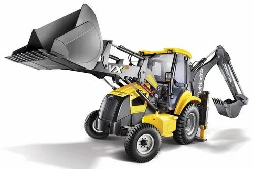 Mahindra EarthMaster VX Backhoe Loader, 79.89 hp, 7580 kg
