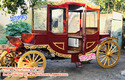 Dstexports Air Condition Fitted Horse Drawn Buggy