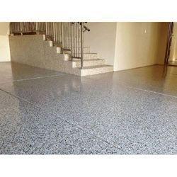 1000 Granite Flooring Services, Corporate Building
