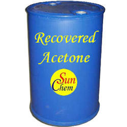 Recovered Acetone