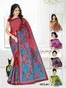 62x62 South Cotton Cotton Sarees, With Blouse