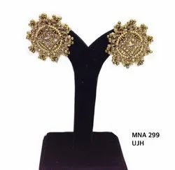 Beautiful & Trendy Earrings MNA 299, MNA 302, Packaging Type: Box