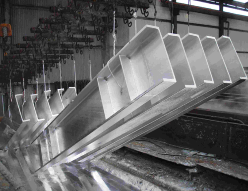 Galvanizing Plant - Structural Galvanizing Plant Manufacturer from