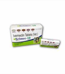 Srimec-10 Ivermectin Tablets