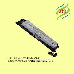 15-18 W UV Ballast Microspect with Indicator Choke