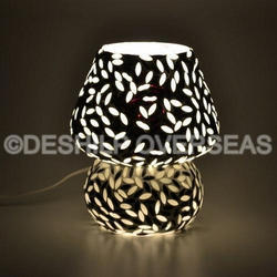 Mosiac Glass Table Lamp