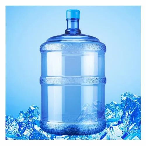 Xyz Blue Drinking Water Jars, Size: 400*600 Mm