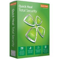 Quick Heal Total Security 3Pc 1Year
