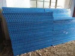 Blue Heavy Duty Mild Steel Shuttering Plate