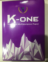 Copier Paper A/4 K-One 68 Gsm 500 Sheets