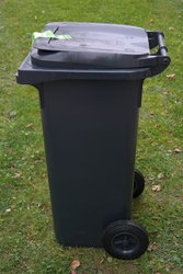 Stanless Steel Dustbin