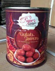 Khoya Gulab Jamun, Packaging Type: Tin Container