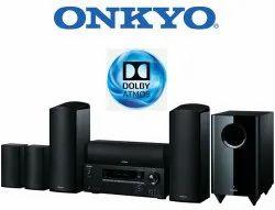 Black Dolby Atmos Onkyo HTS5805, 780w, Model: 5805
