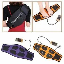 Massage heating belt