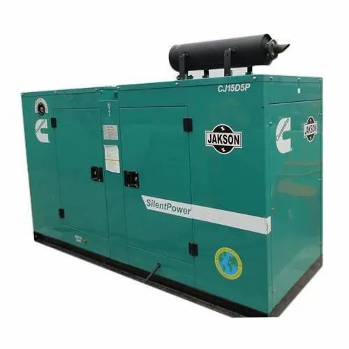 Silent Generator On Rent for Industrial
