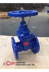 Rubber Seated Gated Valve