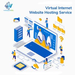 Virtual Internet Website Hosting Service