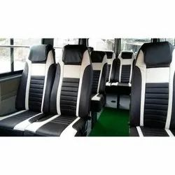AC Seater Bus Push Back Seats Vehicles On Rent Or Hire