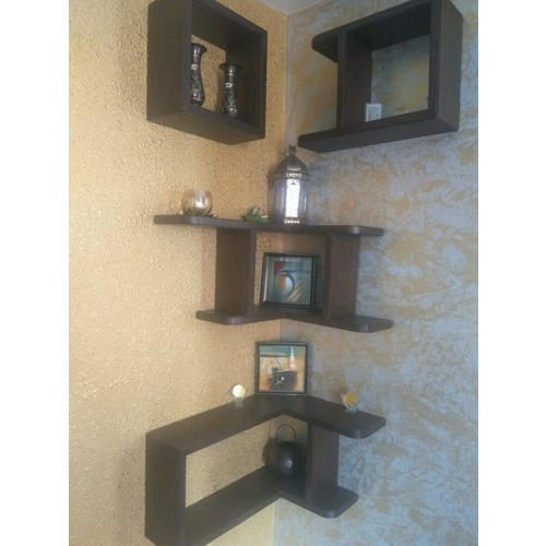 Bedroom Corner Wall Unit