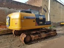 Used Spare Parts Of Excavator Caterpillar CAT 320 D2