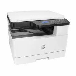 Black & White HP Multi-Function Printer, Warranty: 1 Year