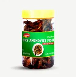 Dry Anchovies Fish Cleaned