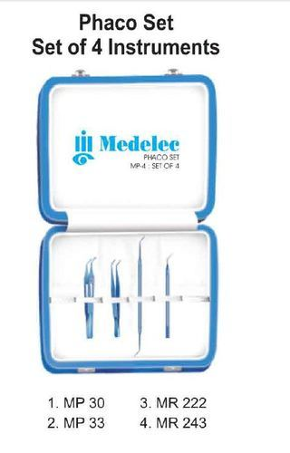 Eye Instrumetns Titanium - Needle Holders Barraquer Titanium