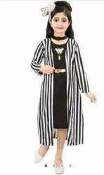 Girls midi/knee length party dress