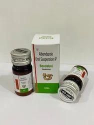 Albendazole Oral Suspension IP