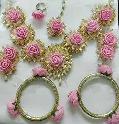 Flower Jewelry, Artificial Flower Jewelry
