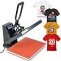Multifunctional Heat Press Machine For Mobile Covers t Shirt